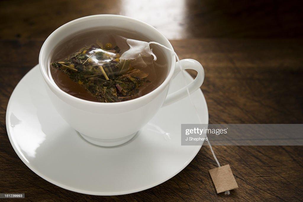 Camomile tea : Stock Photo