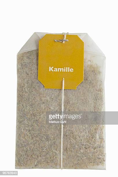 Camomile  teabag