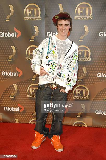 """Camon Bright of """"Walled in"""" attends The 22nd Annual Gemini Awards at the Conexus Arts Centre on October 28, 2007 in Regina, Canada."""
