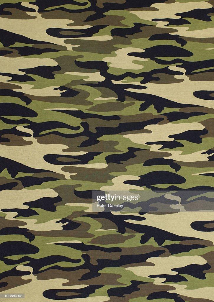 Camouflage background : Stock Photo
