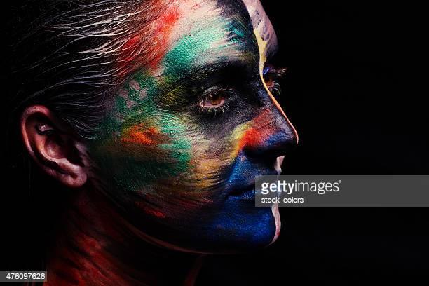 camouflage de maquillage