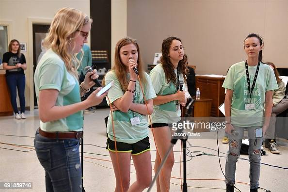 Camp At Belmont University On June 2 2017 In Nashville Tennessee News Photo Getty Images