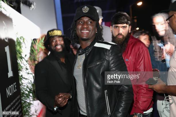 K Camp attends IGA X BET Awards Party 2017 on June 24 2017 in West Hollywood California