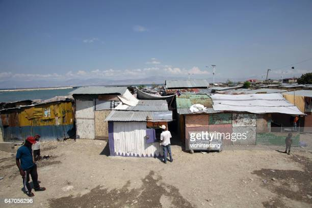 Camp Chavez, Port-au-Prince, Haiti, Feb., 24, 2017