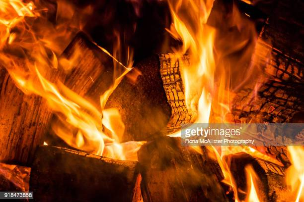 camp fire - flammable stock photos and pictures