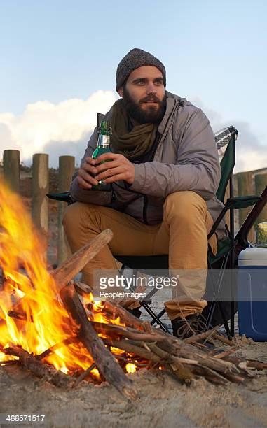 Camp Brände und Bier