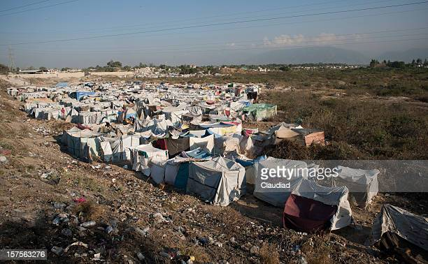 IDP Camp in Haiti