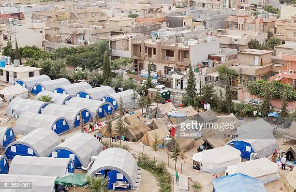 IDP Camp in Kurdistan/Iraq