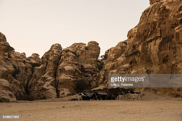 Camp near Al Beidha