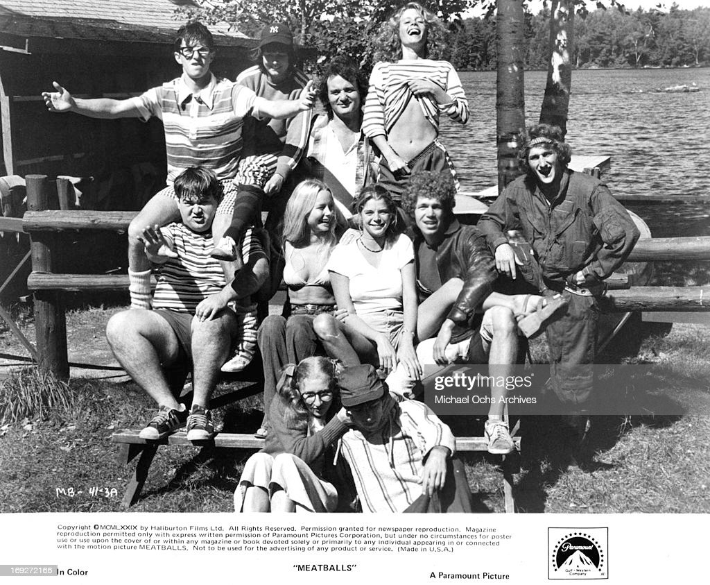 camp norths in group poses for the annual summer camp