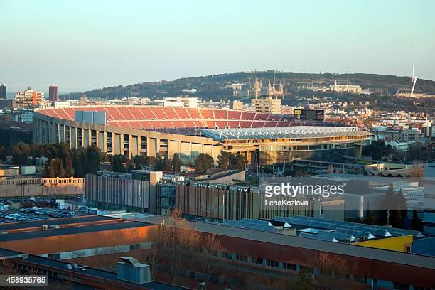 カンプノウのバルセロナ、スタジアム