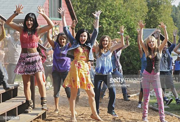 JAM Camp Rock 2 The Final Jam starring Demi Lovato and the Jonas Brothers premieres FRIDAY SEPTEMBER 3 on Disney Channel The sequel finds Mitchie...