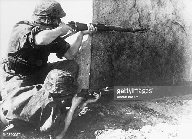 2WW campaign against soviet union /eastern front Fighting Grenadiers of the WaffenSS September 1943