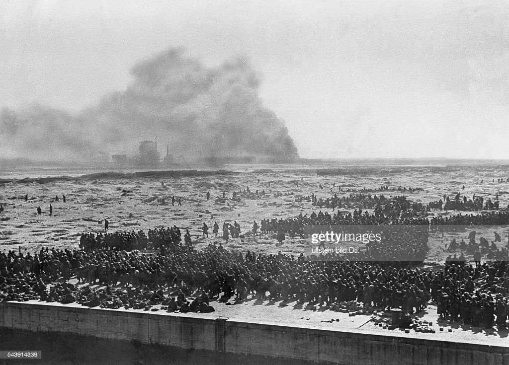 Campaign in the west / battle of France 10.05.-: Dunkirk ...