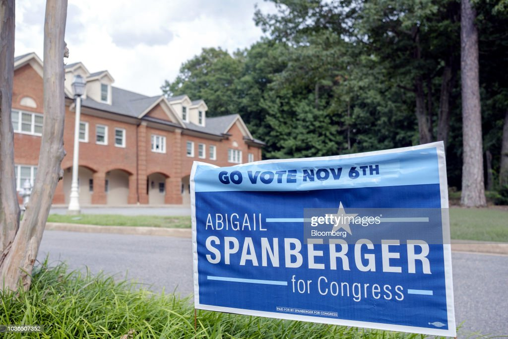 Virginia Democrat Representative Candidate Abigail Spanberger Interview
