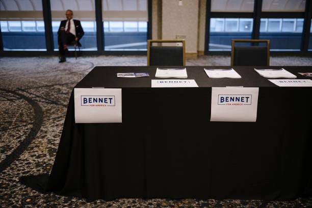 CA: Democratic Presidential Candidates Speak At DNC Summer Meeting
