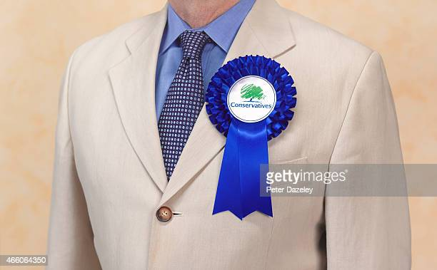 Campaigning for conservative political party