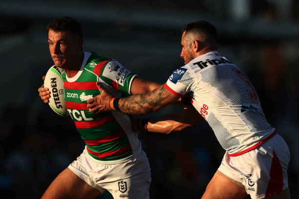 AUS: NRL Trial Match - Rabbitohs v Dragons