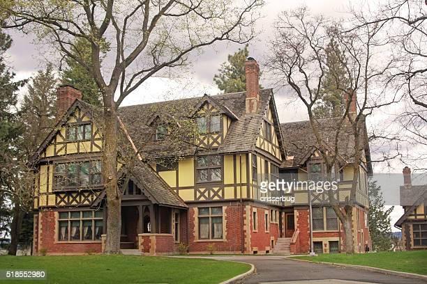 campbell ハウス、ワシントン州スポーケン - スポケーン ストックフォトと画像