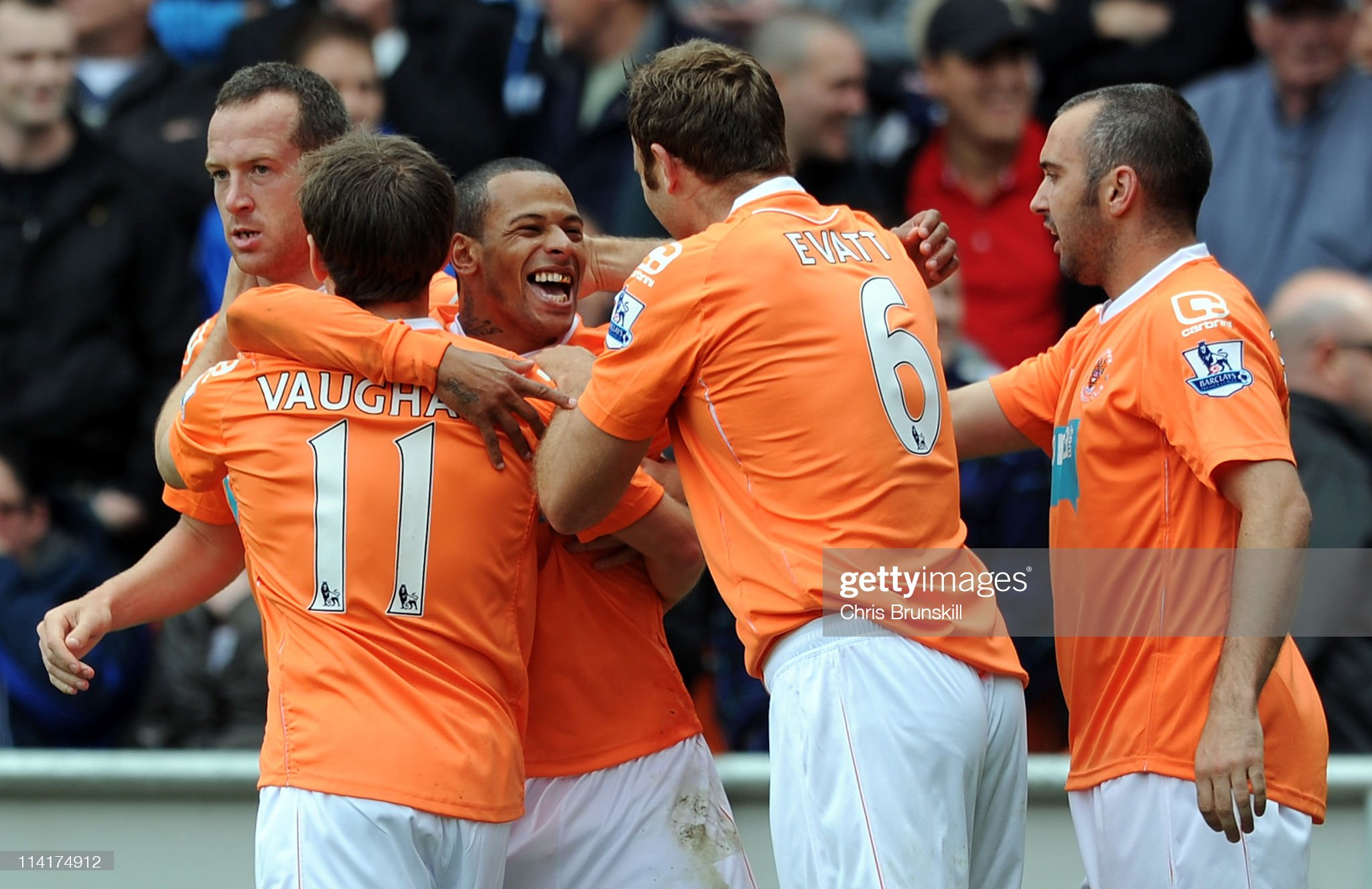 Blackpool v Bolton Wanderers - Premier League : ニュース写真
