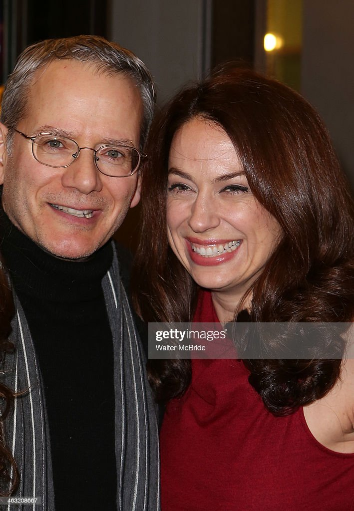 """""""Machinal"""" Broadway Opening Night - Arrivals And Curtain Call : News Photo"""