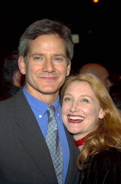 Patricia Clarkson and her boyfriend, actor Campbell Scott ...
