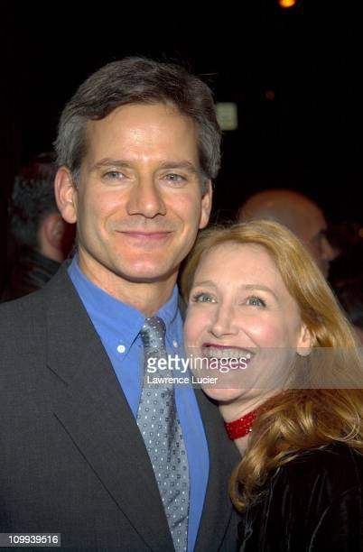Campbell Scott and Patricia Clarkson during Far From Heaven Premiere in New York, New York, United States.
