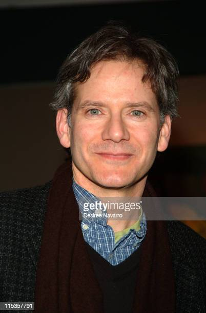 Campbell Scott Director during Off The Map New York Premiere at Lincoln Center's Walter Reade Theater in New York City New York United States