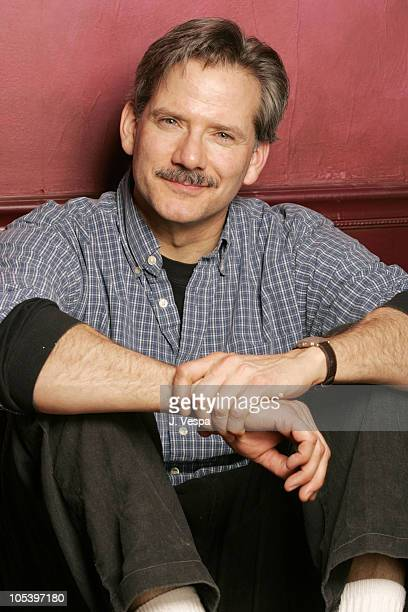 Campbell Scott during 2005 Sundance Film Festival Dying Gaul Portraits at HP Portrait Studio in Park City Utah United States