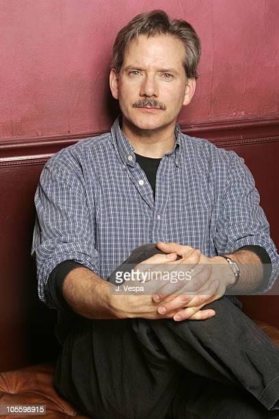 "Campbell Scott during 2005 Sundance Film Festival - ""Dying Gaul"" Portraits at HP Portrait Studio in Park City, Utah, United States."