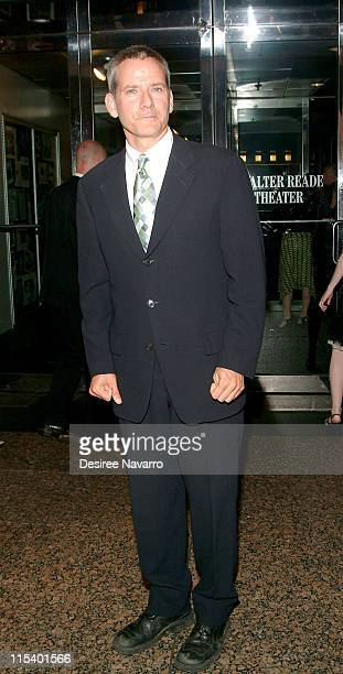 """Campbell Scott during 5th Annual Young Friends of Film Honors Campbell Scott and Premiere of """"The Dying Gaul"""" at Walter Reade Theater in New York..."""