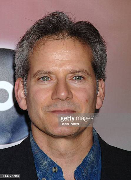 Campbell Scott during ABC Upfront 2006/2007 - Arrivals at Lincoln Center in New York City, New York, United States.