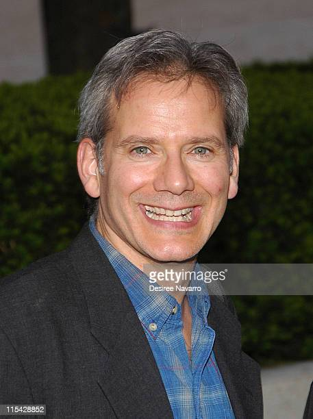 Campbell Scott during ABC Upfront 2006/2007 - Departures at Lincoln Center in New York City, New York, United States.