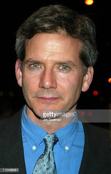 Campbell Scott during Far From Heaven New York Premiere Arrivals at Beekman Theater in New York City New York United States