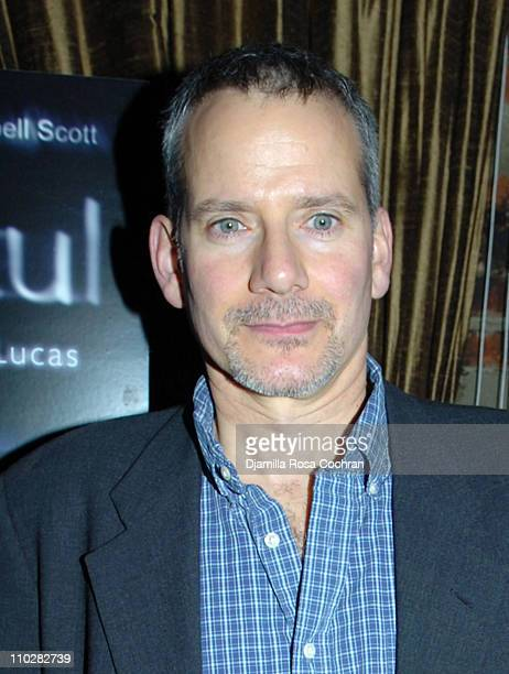 Campbell Scott during The Dying Gaul New York City Premiere After Party at Clearview Chelsea West in New York City New York United States