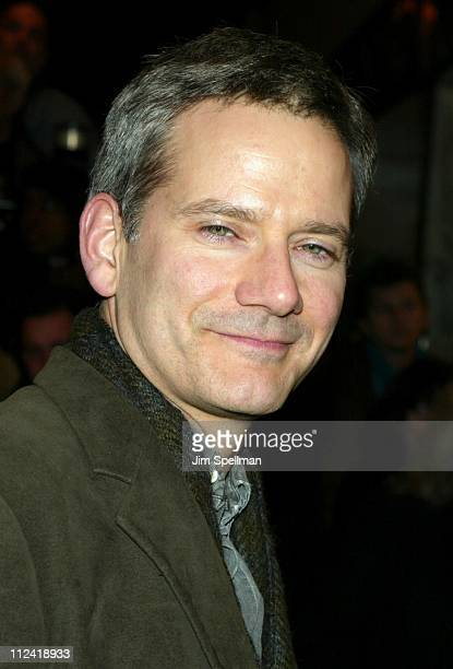 Campbell Scott during The Hours New York City Premiere Arrivals at The Paris Theater in New York City New York United States