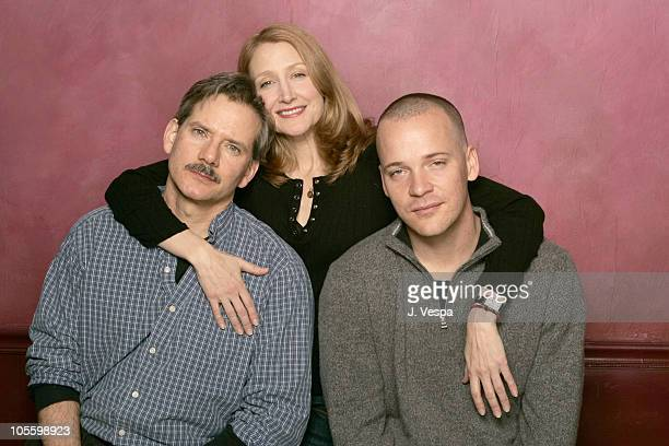Campbell Scott, Patricia Clarkson and Peter Sarsgaard