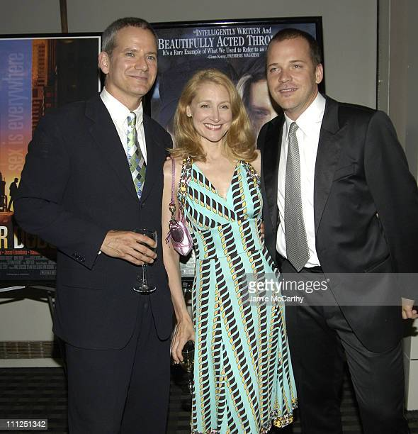 Campbell Scott Patricia Clarkson and Peter Sarsgaard