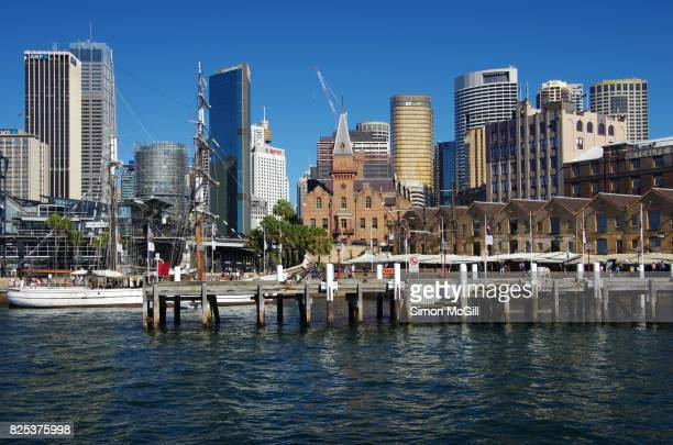 Campbell's Cove, The Rocks, Sydney, New South Wales, Australia