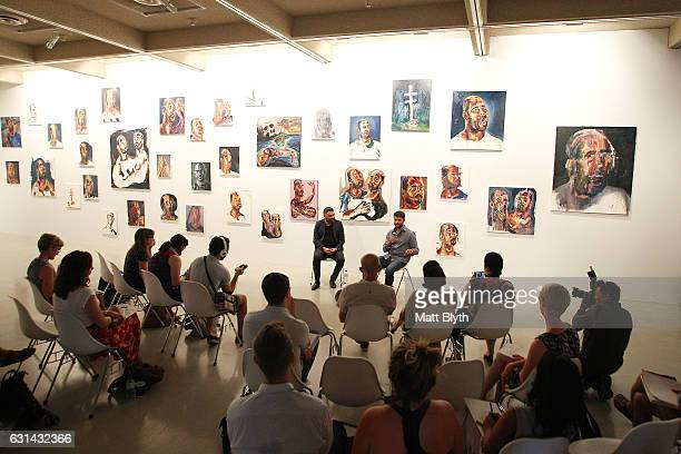 Ben Quilty Pictures and Photos - Getty Images