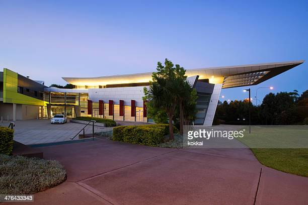 campbelltown arts centre - west direction stock pictures, royalty-free photos & images
