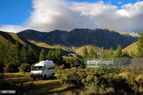 CamperVan, New Zealand