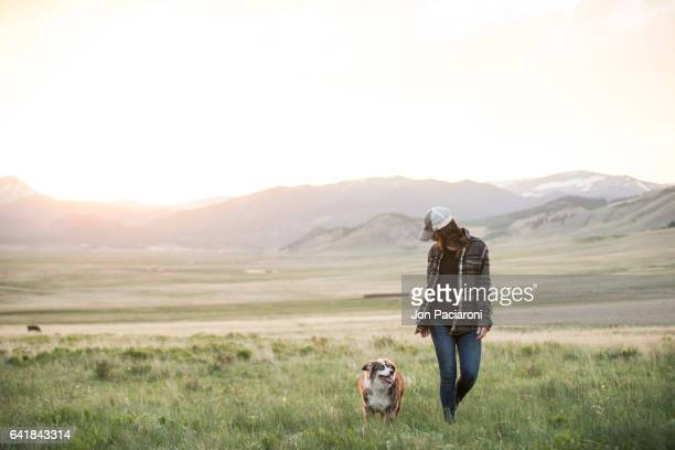 Camping and Hiking with the Dog in Colorado