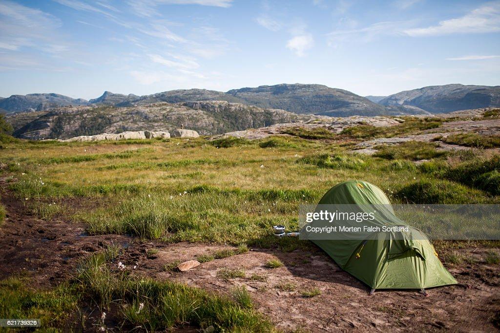 sortland camping