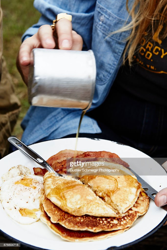 Camping Cuisine : News Photo