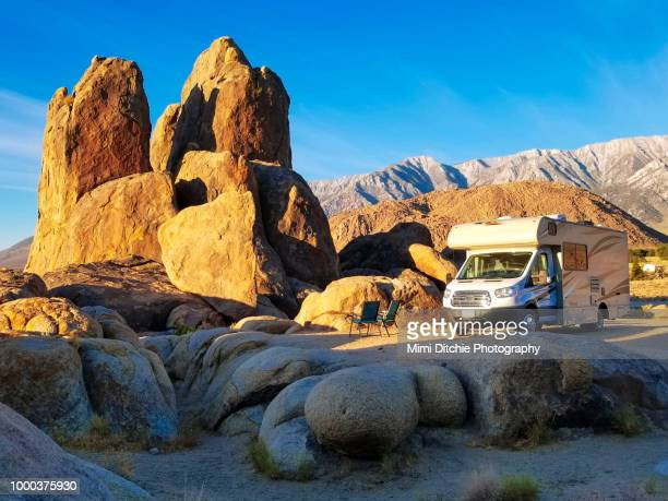 RV Camping In The Eastern Sierra
