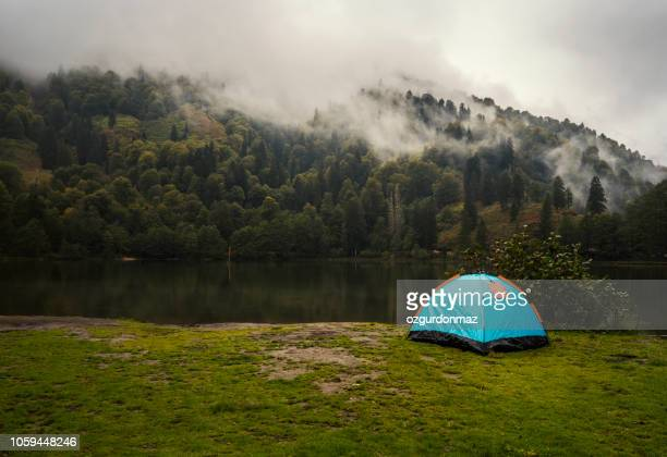 camping life - camping stock photos and pictures