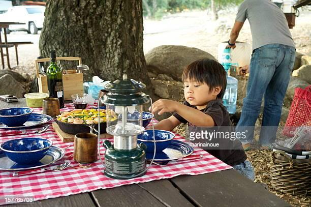 camping - escondido california stock photos and pictures