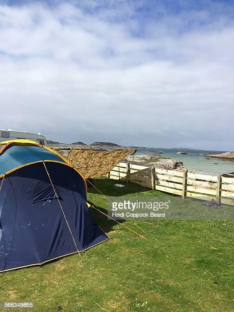 camping - heidi coppock beard stock pictures, royalty-free photos & images