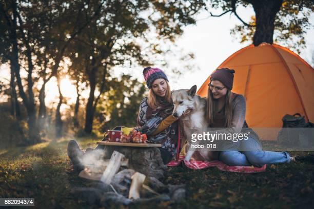 キャンプ時間